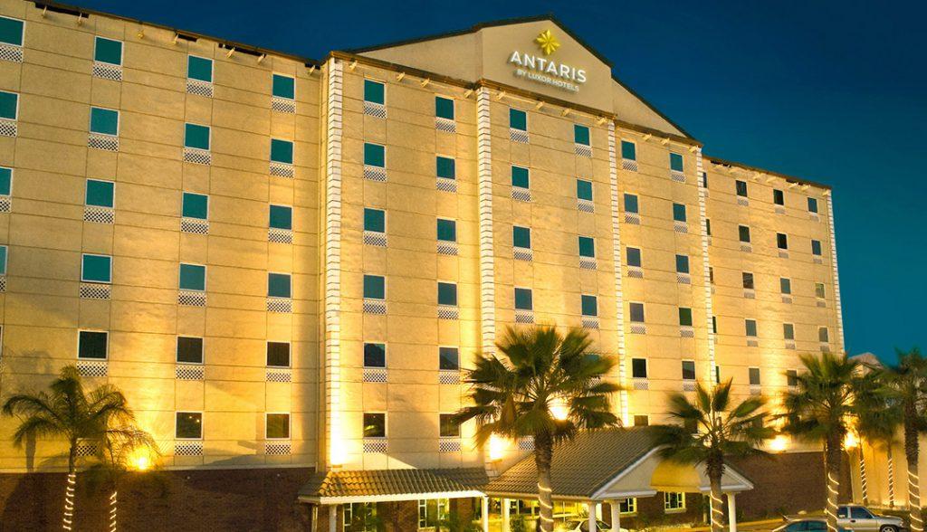 <h6> HOTEL ANTARIS GALERÍAS</h6><p> Con una ubicación privilegiada. </p>