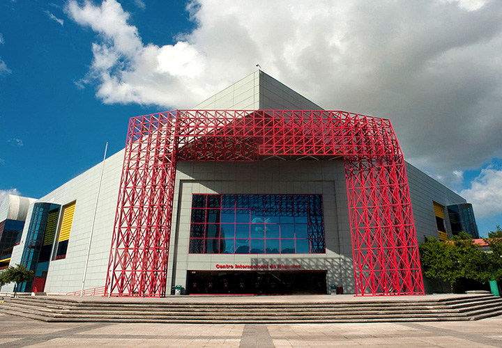Cintermex, Centro Internacional de Negocios.