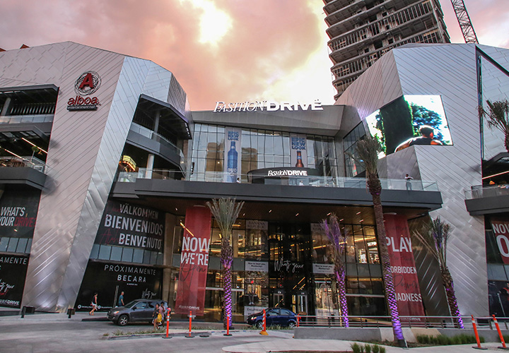 Centro Comercial Fashion Drive