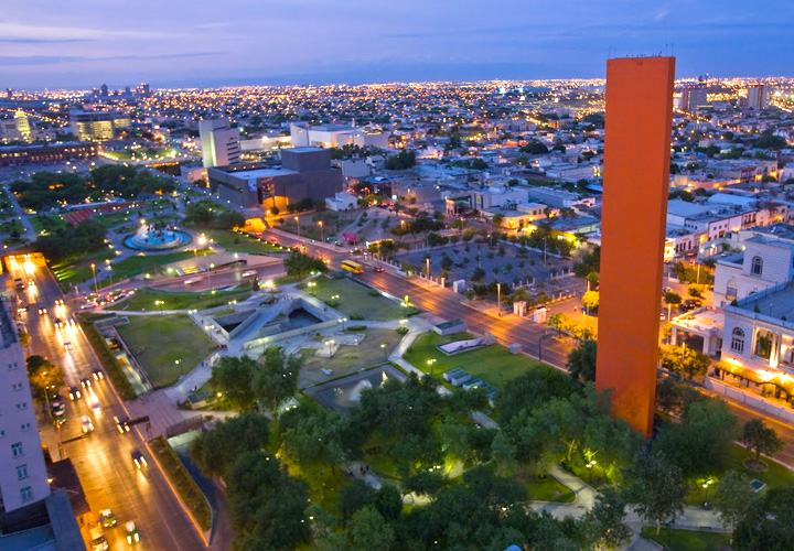 Macro Plaza de Monterrey