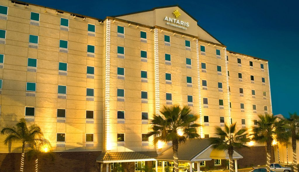 <h6> HOTEL ANTARIS GALERIAS   </h6><p>  with a privileged location.</p>